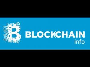 Blockchain info. Ethereum.