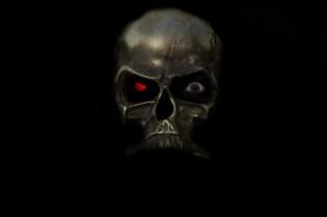 A robocop. Will artifical intelligence be a blessing for mankind or will it be a horrific nightmare? Een robocop. Zal kunstmatige inteligentie een zegen zijn voor de mensheid of wordt het een ware nachtmerrie?