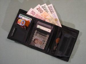 A wallet. Uitleg blockchain. De bitcoin wallet