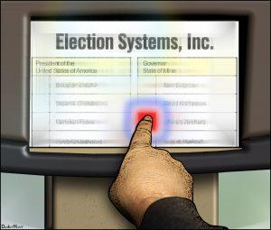 Election systems. Blockchain applications could make it possible to vote online. Systemen voor verkiezingen. Blockchaintoepassingen zouden het mogelijk kunnen maken om online te stemmen.