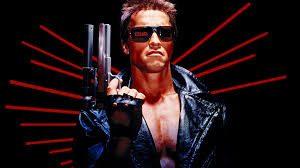 The terminator. Arnold Schwarzenegger. Terminator Genisys.