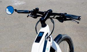 Smart bike. Slimme fiets.