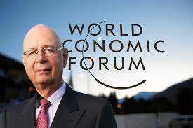 Klaus Schwab is the founder and executive chairman of the World Economic Forum. Klaus Schwab is de oprichter en voorzitter van het World Economic Forum.