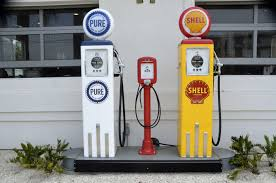A gasstation. It is symbolising Ethereum gas. Een pompstation. Het symboliseert Ethereum gas.