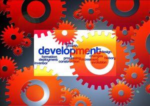 Development, ontwikkeling