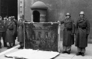 Kunstroof tweede wereldoorlog.