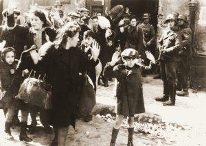 Joden in de Tweede Wereldoorlog.