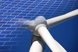 Schone energie. Energiemarkt.