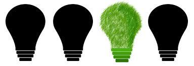 Lampen, energiemarkt, duurzaamheid.