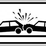 Aanrijding auto's
