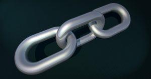 Chain, ketting.