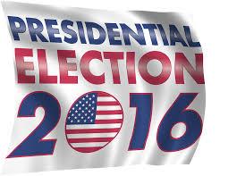 Presidential elections 2016. Amerikaanse presidentsverkiezingen.
