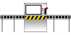 Machine, supply chain, lopende band.