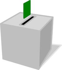 Verkiezingen, stemmen.