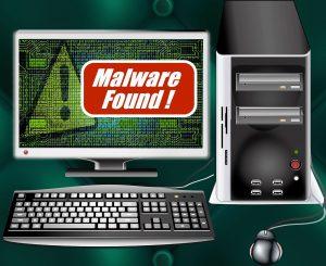 Maleware op computer