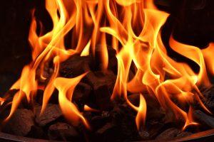 Vuur, verbranding