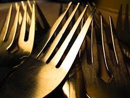 Forks, vorken.