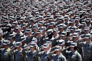 Leger, militairen