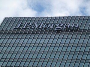 J.P. Morgan is de grootste beursgenoteerde bank ter wereld.