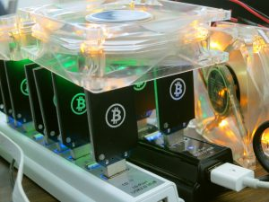 ASIC, Bitcoin mining.