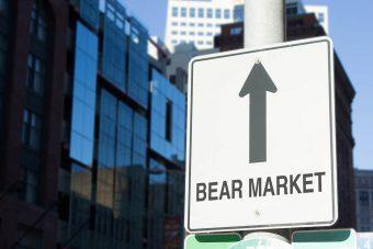 Wat is een bearmarkt?