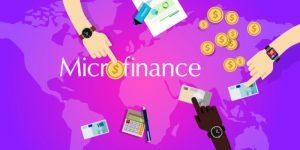Microfinance, Microfinanciering.