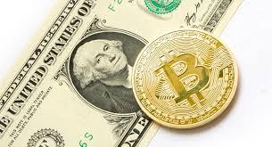 Bitcoin versus de dollar. De waarde van Bitcoin.