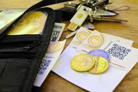 Bitcoin papieren wallet