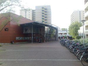Studentencampus Uilenstde in Amstelveen.