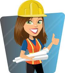 Vrouwelijke ingenieur