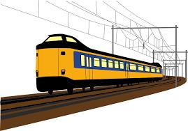 Trein, Nederlandse Spoorwegen, mobiliteit.