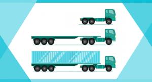 Vrachtwagens, vracht, lading, vrachtbrieven.