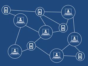 Blockchain, netwerk, uitleg blockchain.