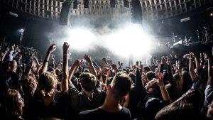 Concert, publiek.