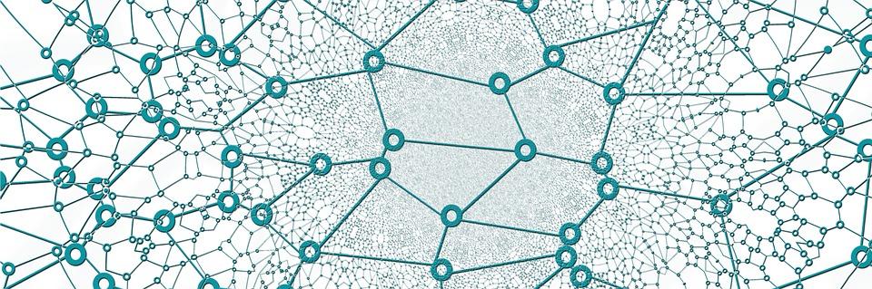 Netwerk, blockchain.
