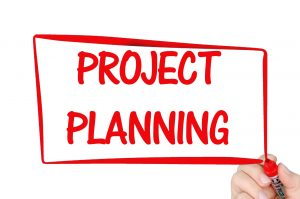 Project planning.