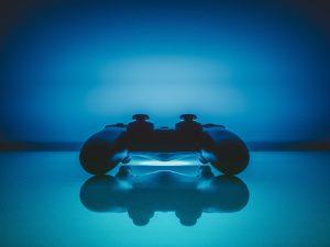 Controller, videogames