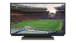 Televisie, voetbalwedstrijd, On Demand streaming