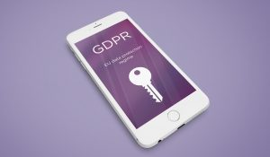 Iphone key, GDPR, data controller.