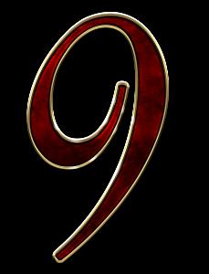 9, negen.