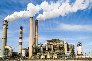 Fabriek, vervuiling, CO2, klimaat.