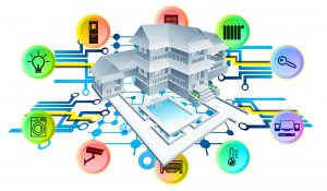 Smart home, internet of things.