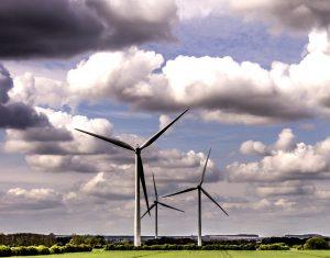 Windmolens, energiedistributie.