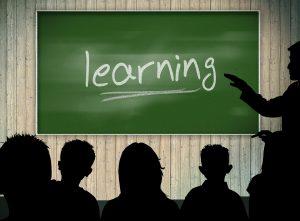 Learning, educatie, leren