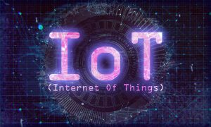 IoT. The Internet of Things.