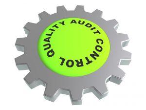 Quality control, audit.