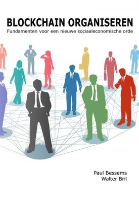 Blockchain organiseren van Paul Bessemer.