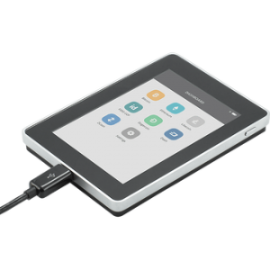 Ledger Blue touchscreen