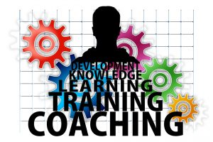 Development, kennis, leren, training, coaching.