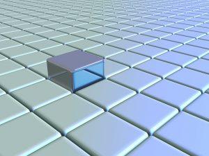 Blockchaintechnologie, blok.